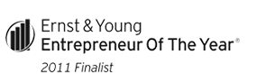 Ernst and Young Entrepeneur of the Year Logo
